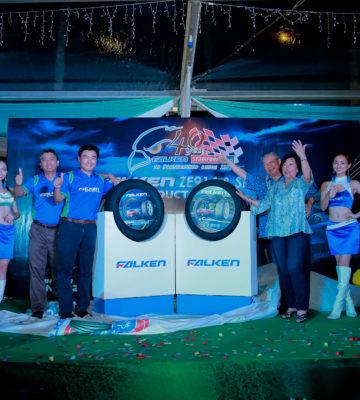 Falken Launch 2015