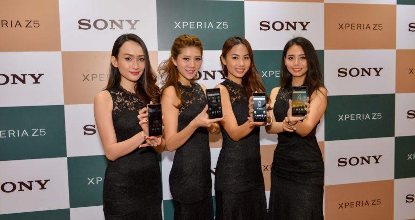 SONY XPERIA Z5 Series Launch (68)